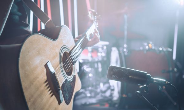 The Studio microphone